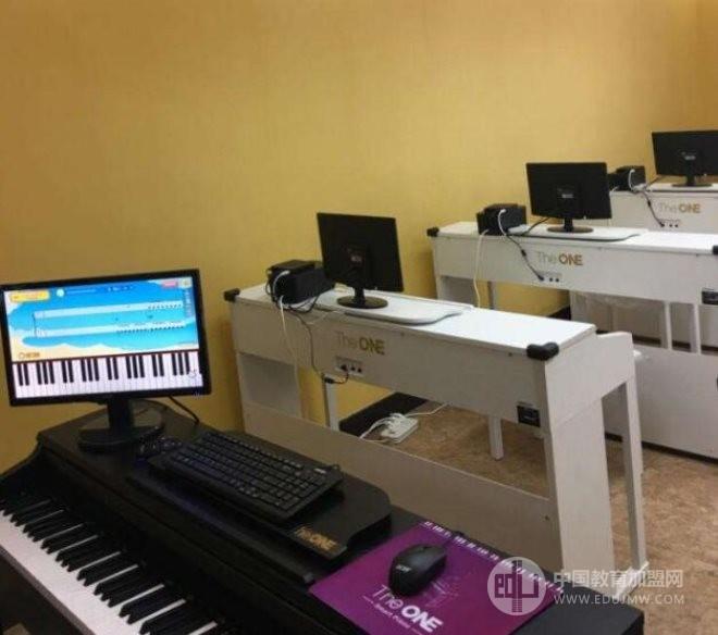 壹枱智能鋼琴加盟