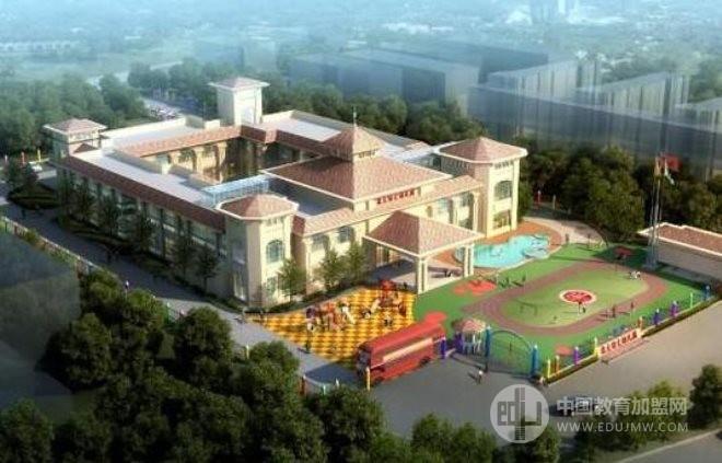 北大培文幼儿园加盟