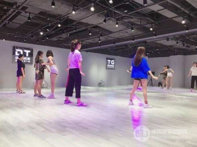 DT舞蹈培訓加盟