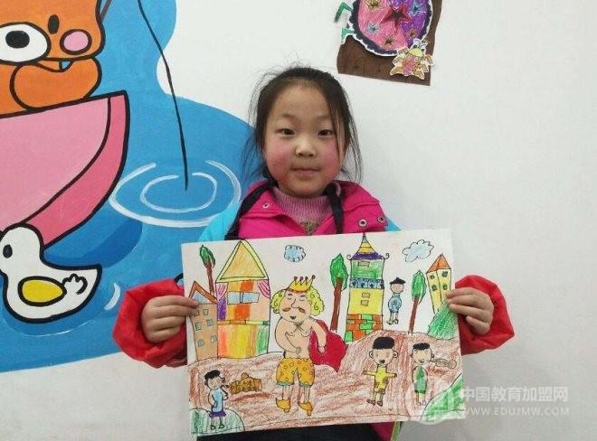 稚鸟儿童美术加盟