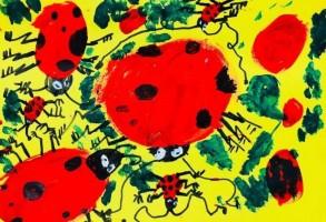 七星瓢虫美术教育