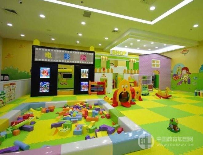 愛樂游兒童樂園加盟