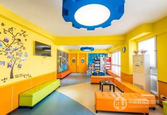 齿轮儿童科学馆加盟