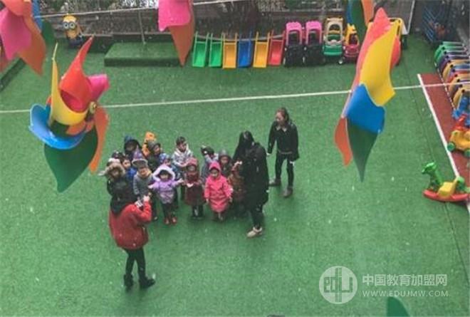 艾利金德國際幼稚園加盟