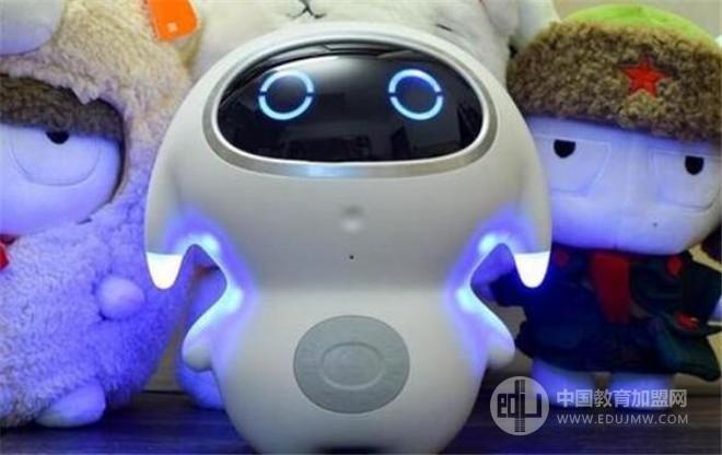 嘟嘟兒童機器人加盟