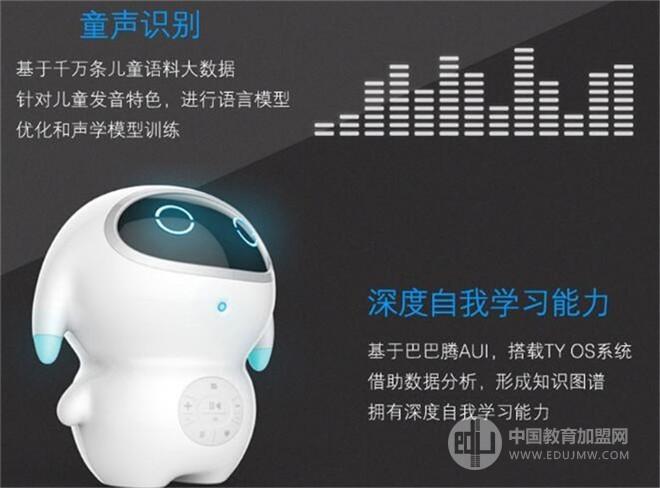 巴巴騰兒童機器人加盟