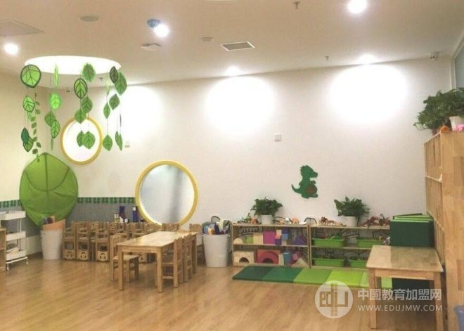 MOMAKIDS國際雙語幼兒園加盟