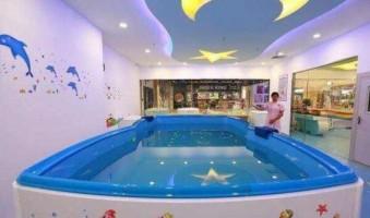 马贝尔婴儿游泳馆