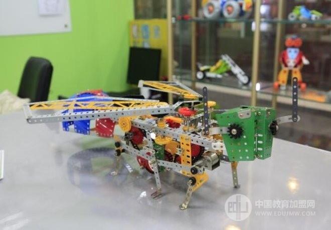 高博機器人教育加盟