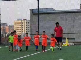 九码体育少儿足球教育