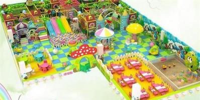 米尼熊儿童乐园