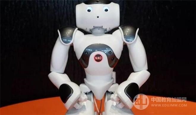 博訊飛機器人教育