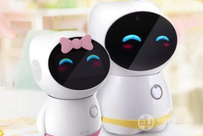 小乐宝宝教育机器人加盟