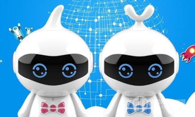 小墨兒童機器人加盟