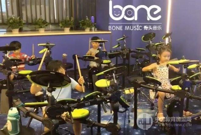 骨頭音樂加盟