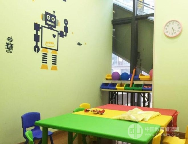秀兒機器人加盟