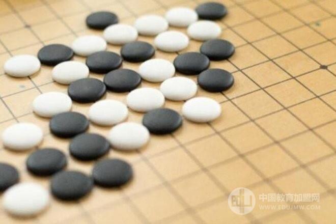 日月星圍棋加盟