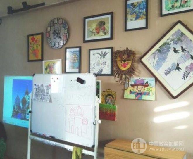 童畫坊美術加盟