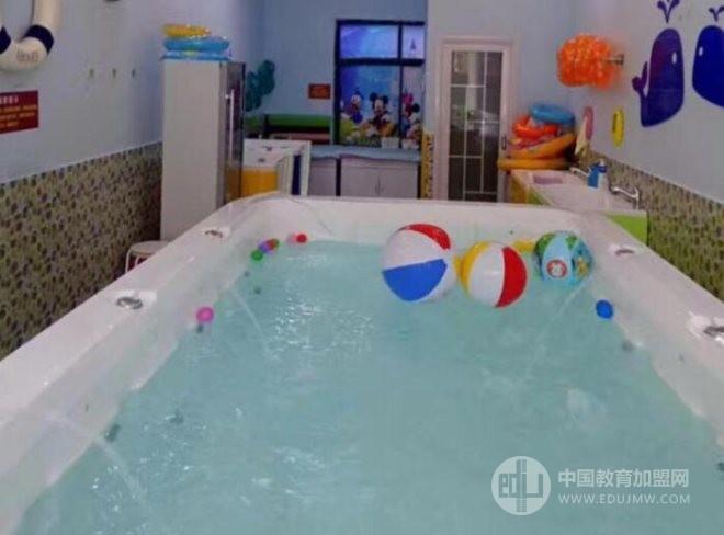 倍親嬰幼兒游泳加盟