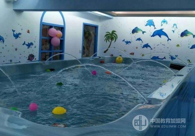 小精靈嬰兒游泳館加盟