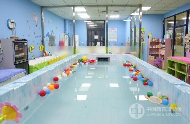 金貝貝嬰兒游泳館加盟