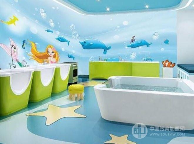 小海星嬰兒游泳館加盟