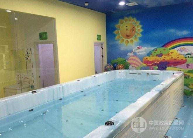 貝嬰屋嬰幼兒游泳館加盟