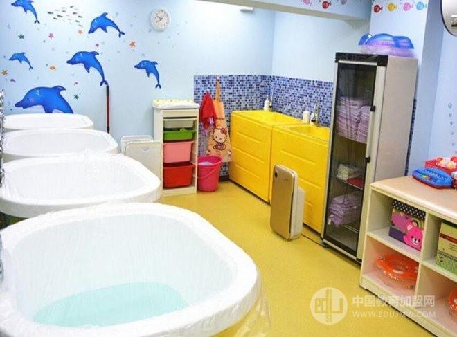 斯維嘉國際親子水育館加盟