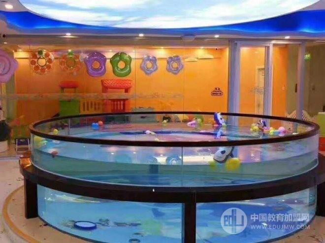 泳樂嬰兒暢游館加盟