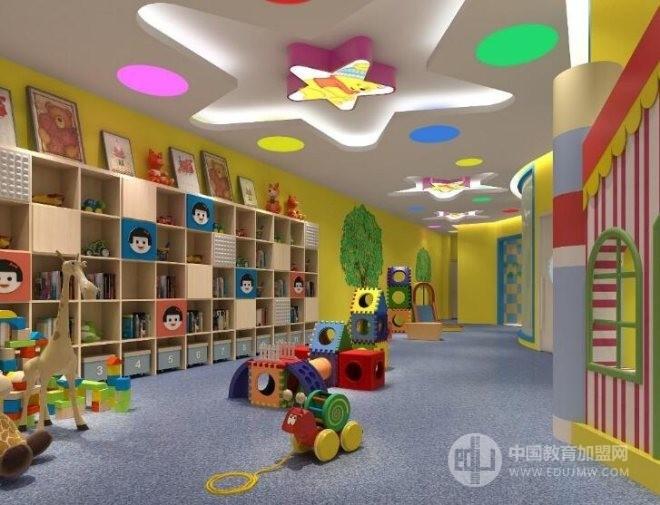 陽光寶貝早教中心加盟