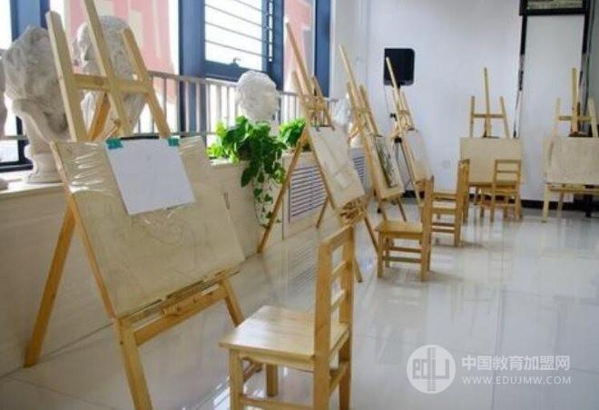 彩藝畫室加盟