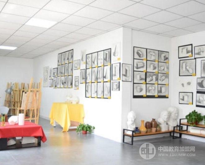 魯軒美術培訓學校加盟