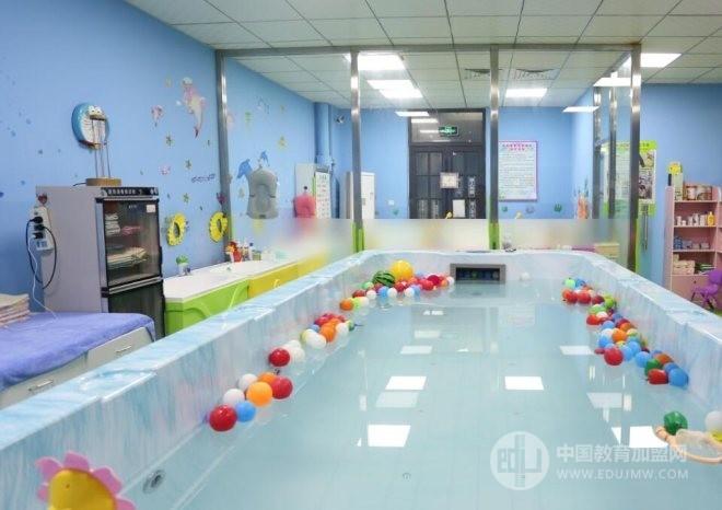 親親魚樂嬰兒游泳館加盟