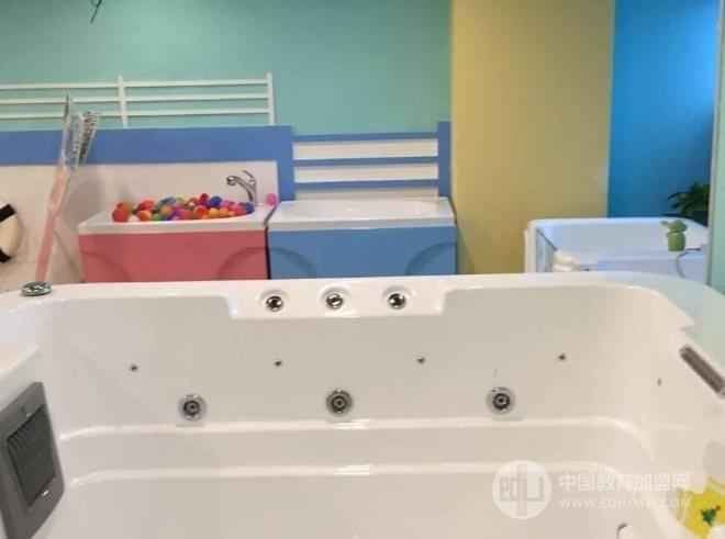 小飛魚嬰幼童游泳館加盟