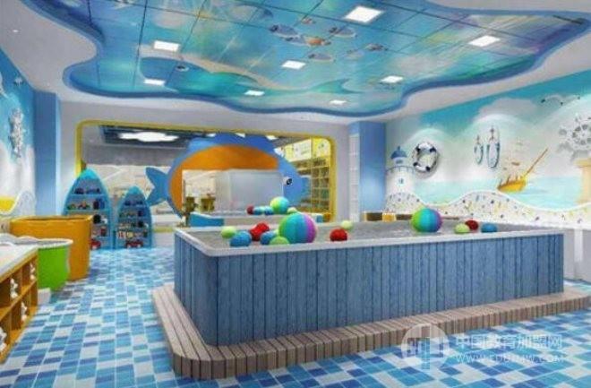 開心E佰兒童游泳館加盟
