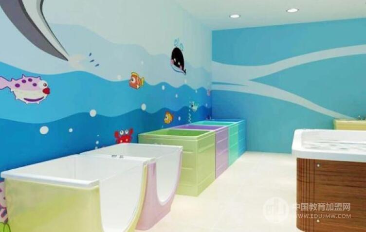 嬰樂士嬰兒游泳館加盟
