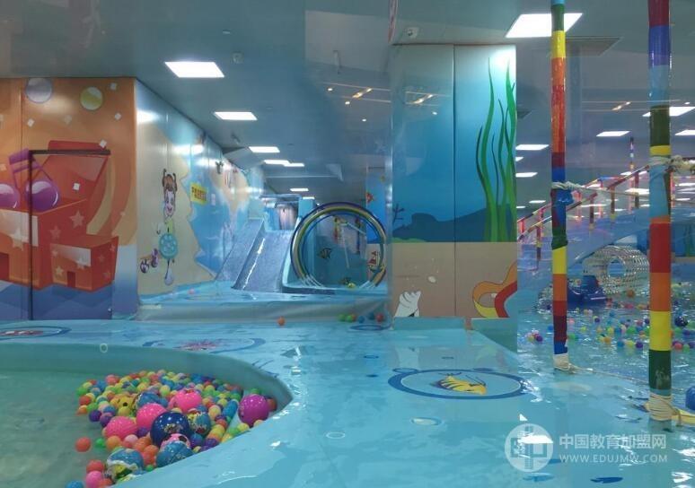 彩虹灣嬰幼兒游泳館加盟