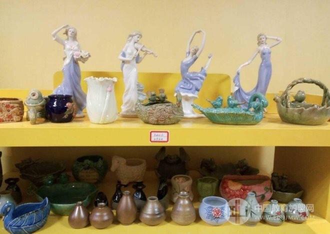 世漫陶緣陶藝加盟