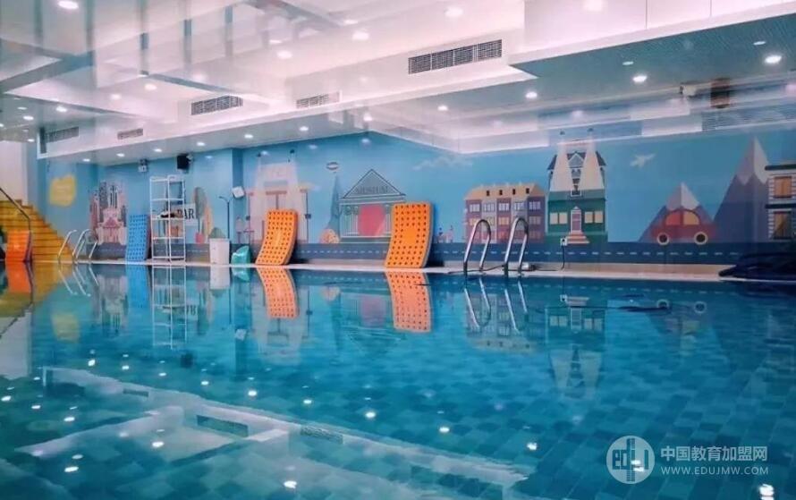 凡嬉親子游泳中心加盟