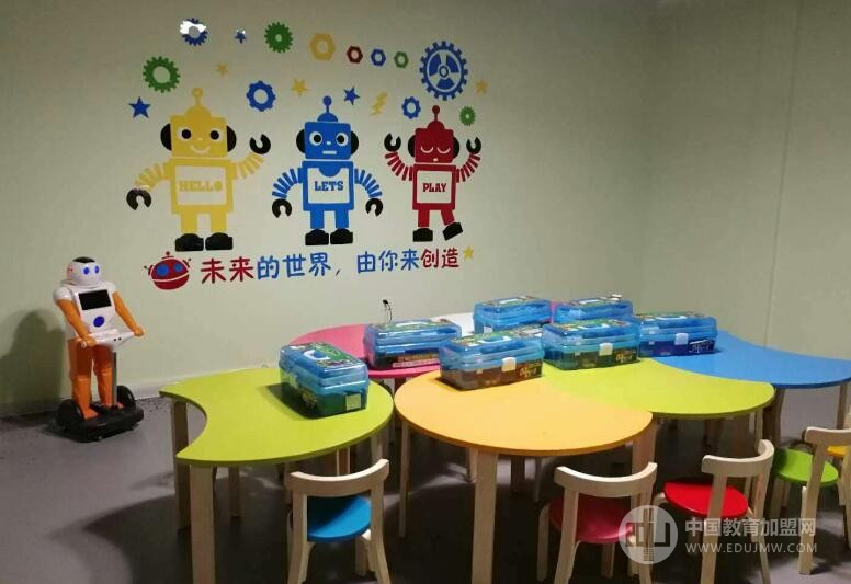 貝樂菲科機器人加盟