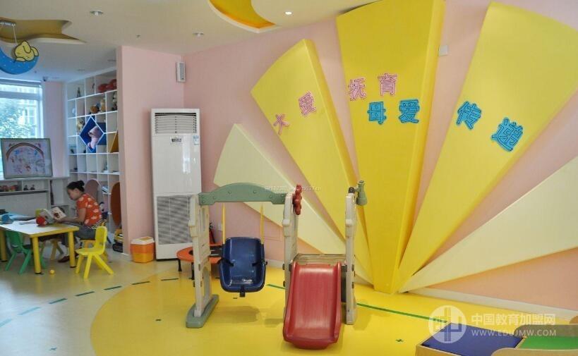 七彩貝幼兒園加盟
