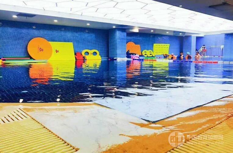 嬰滿堂親子游泳中心加盟
