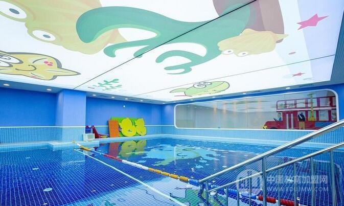 親子游泳俱樂部加盟