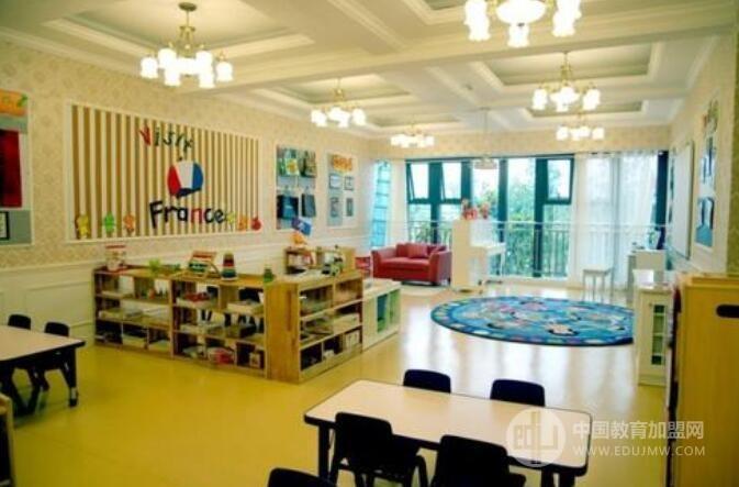 愛悅藍天國際幼兒園加盟