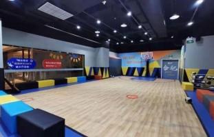 唯玩星球少兒籃球運動館