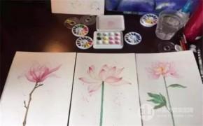 加盟大墨蒲公英美術,讓個性化的理念為孩子們的成長而服務!