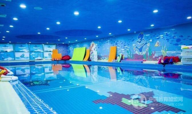 超級寶貝游泳館加盟