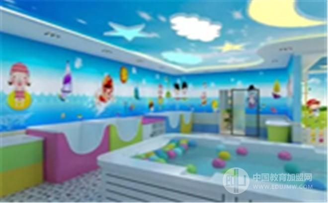 小超人婴儿游泳馆