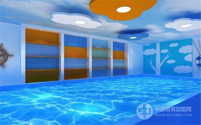 旺寶國際親子游泳