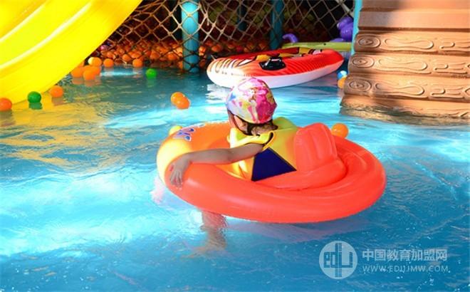 妙吉宝贝婴幼儿游泳